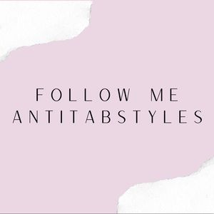 Follow me on Instagram: Antitbstyle
